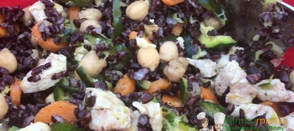 insalata fredda di tacchinoBimby