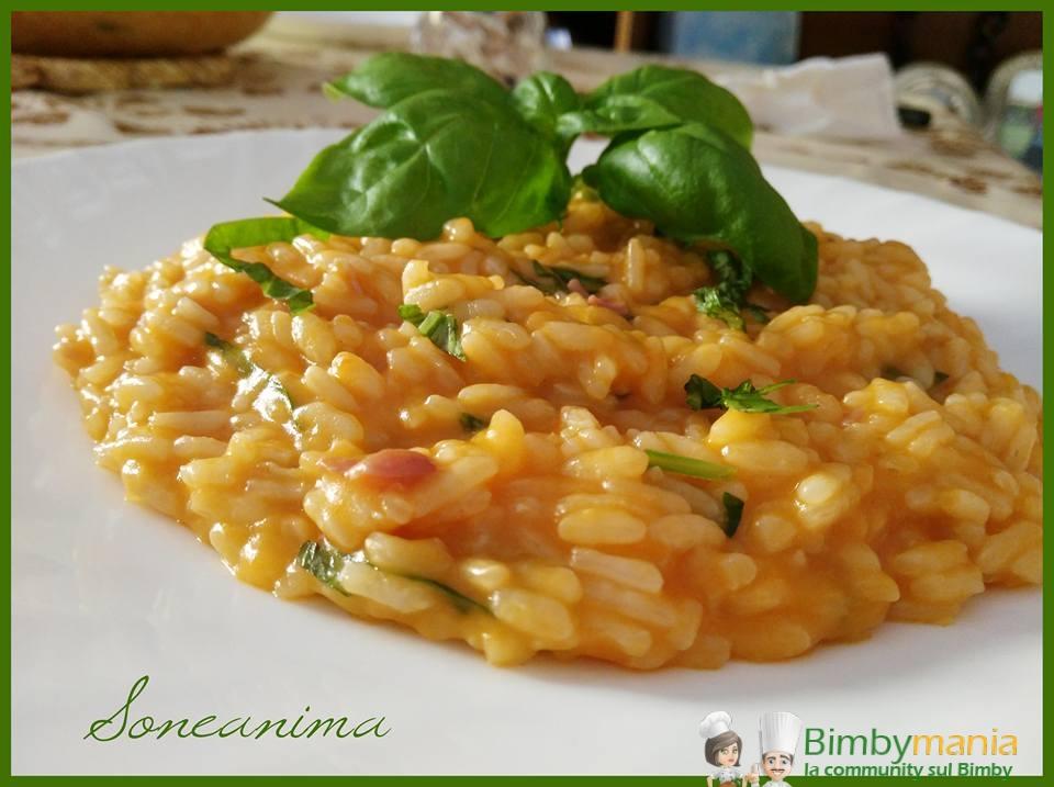 Risotto al pomodoro bimby ricette bimby for Risotto ricette