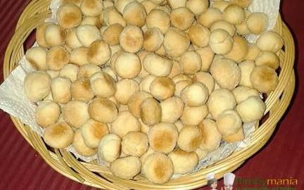 biscotti pallina bimby