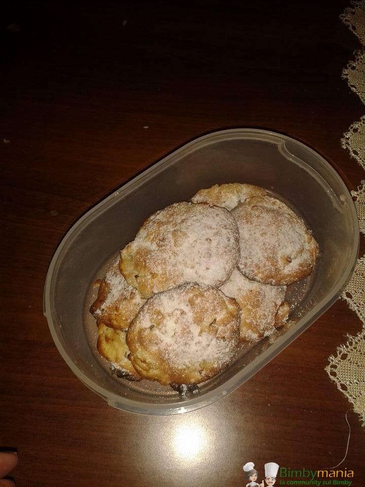 biscotti alle mele Bimby