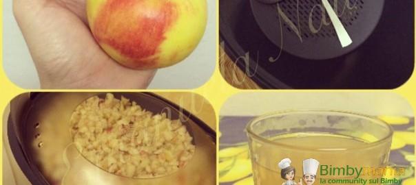succo di mele a varoma