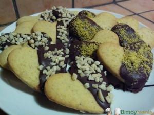 Foto ricetta Bimby frolla pistacchio