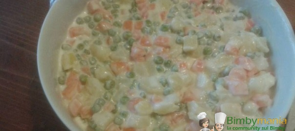 insalata russa bimby