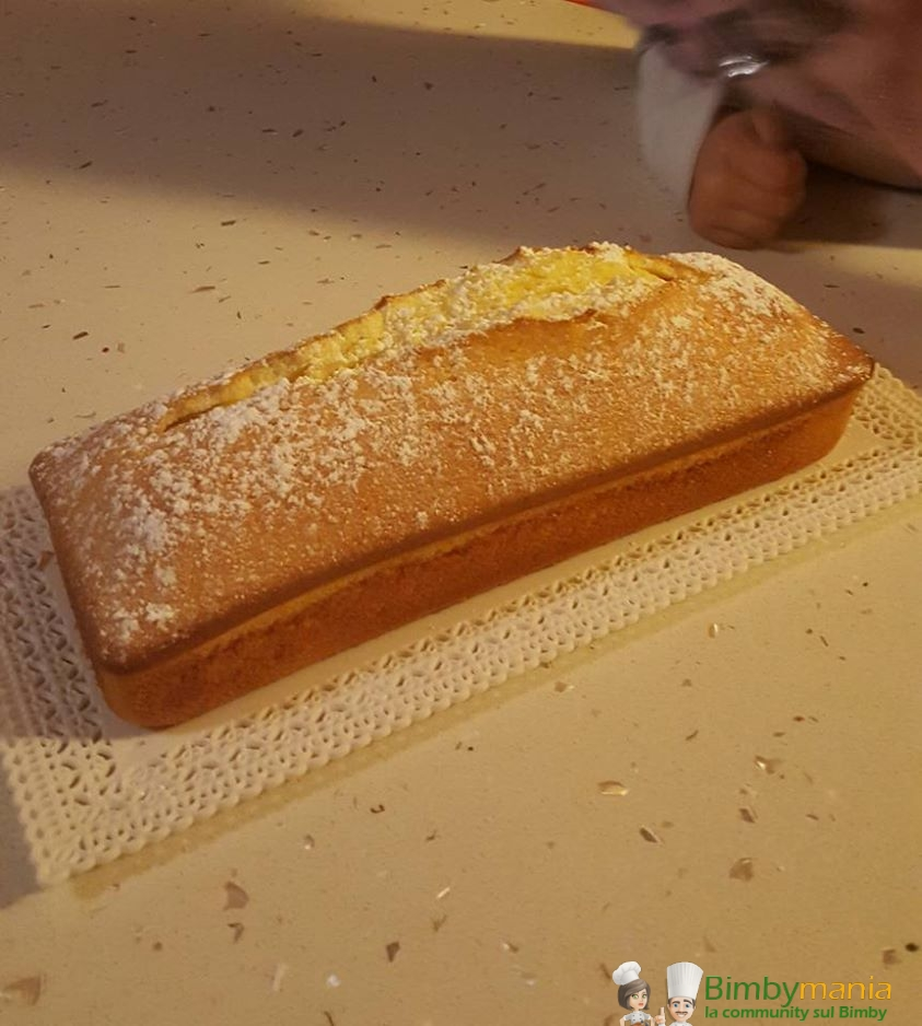 lemon cake Bimby