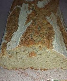 pane rustico ai cereali bimby