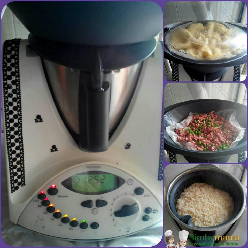 Ricetta veloce riso cantonese