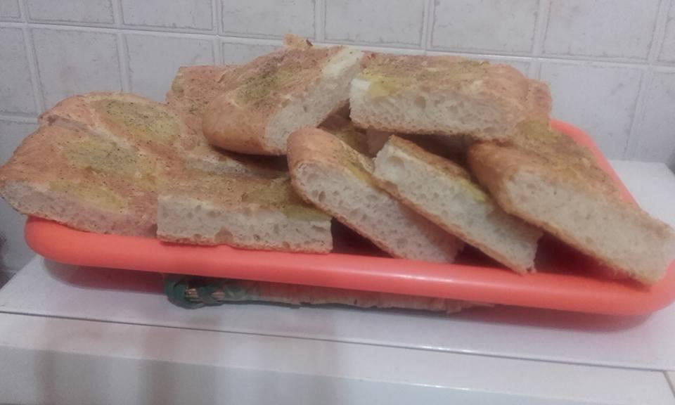 Foto ricetta Bimby focaccia alle patate bimby