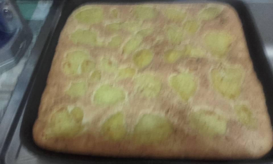 Foto ricetta Bimby focaccia alle patate bimby3