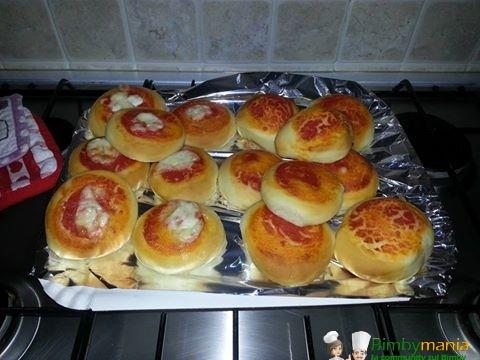 pizzette bimby