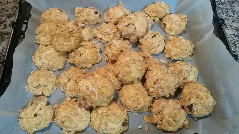 biscotti corn flakes bimby