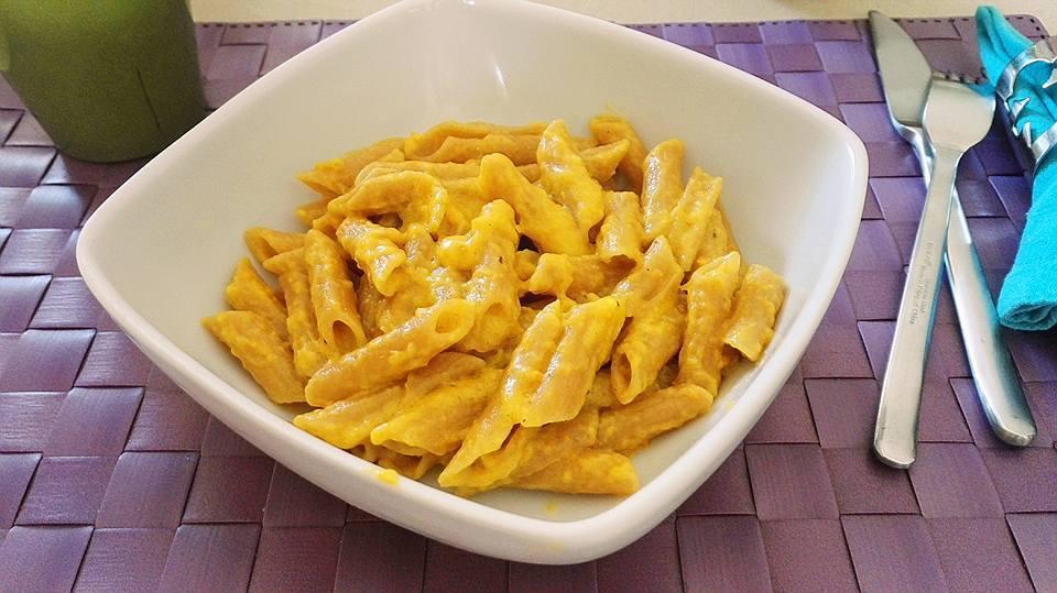 Salsa con fiori di zucca Bimby condimento per pasta