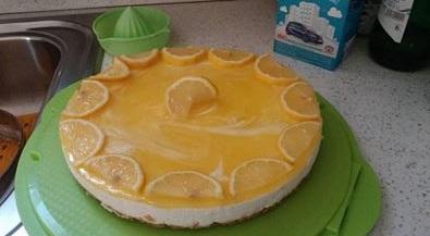 cheesecake al limone bimby2