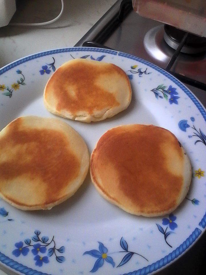 Pancake Bimby colazione all'americana