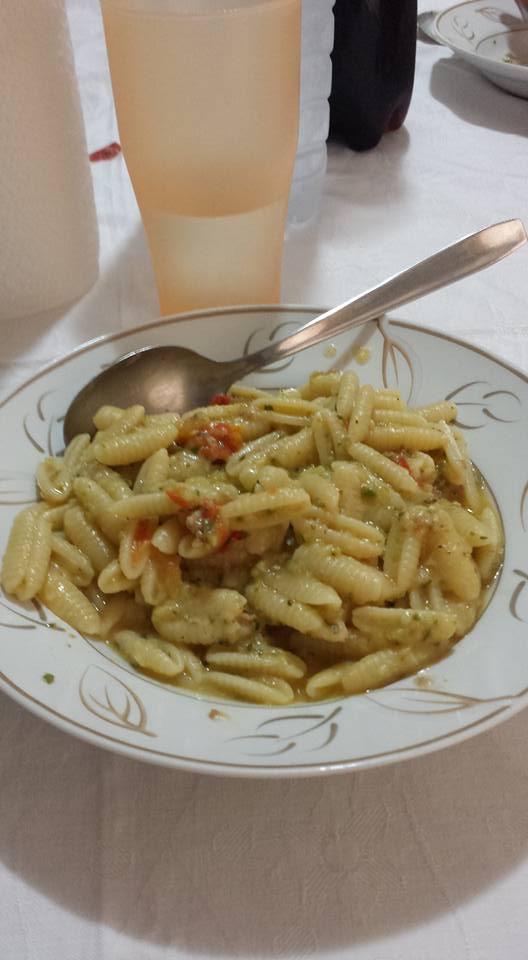 Pasta zucchine e speck Bimby