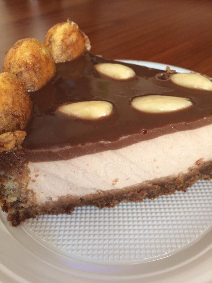 Torta fredda Nesquik Bimby
