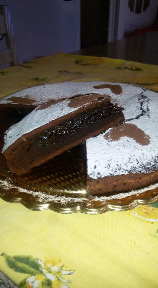 Torta Grisbì Bimby