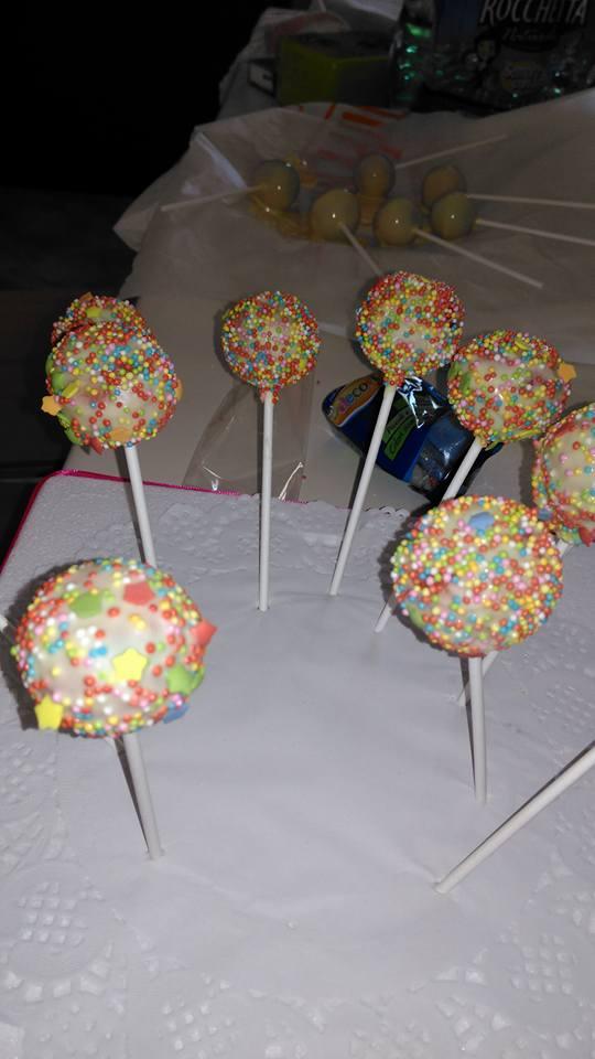 Cake Pops Rainbow Bimby Ricette Bimby