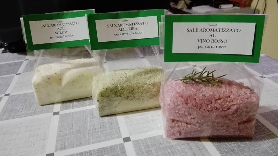 Sale aromatizzato Bimby agli agrumi per carni bianche