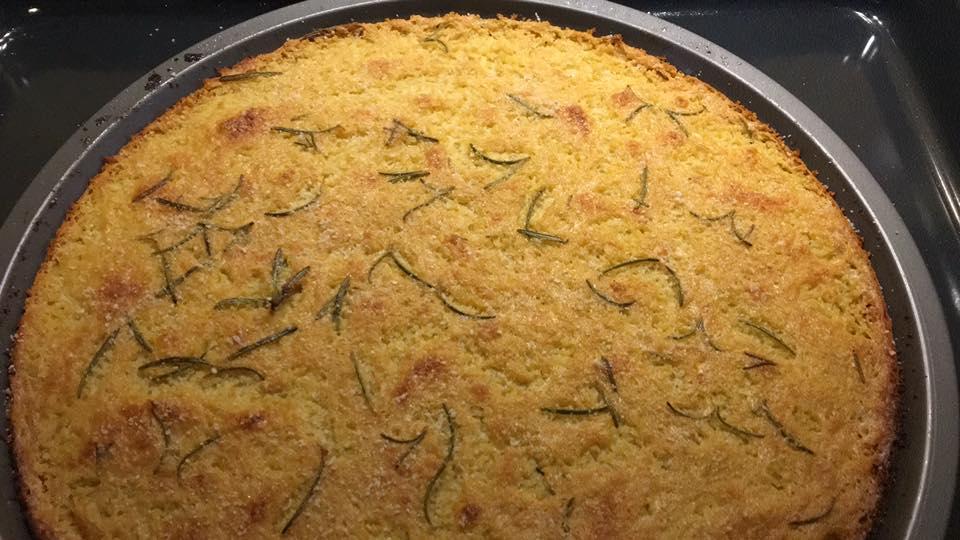 Farinata Bimby ricetta veloce