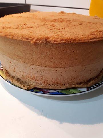 Pan di spagna Bimby con lievito – altezza assicurata