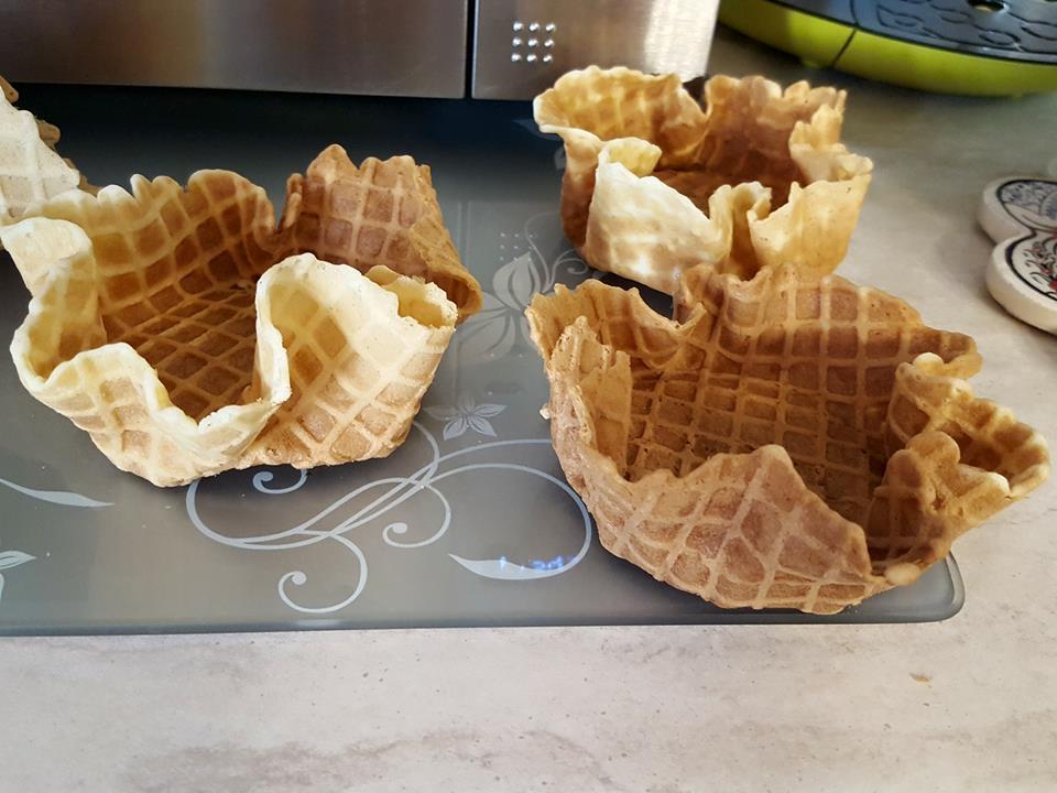 Foto ricetta Bimby cialde gelato b