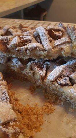 Crostata farro e cocco Bimby