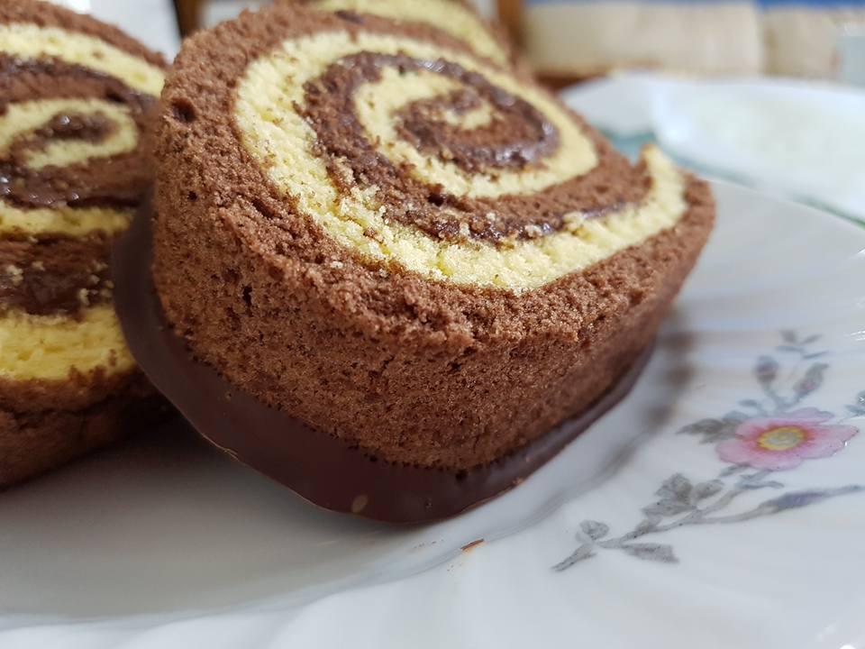 Girelle al cioccolato Bimby