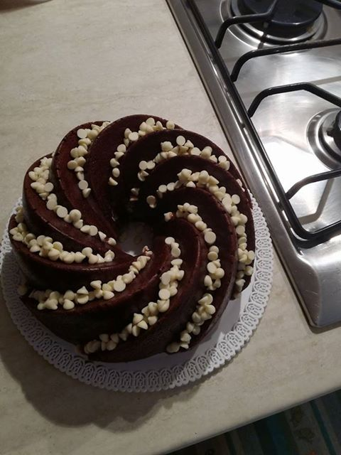 Foto ricetta Bimby torta cioccolato nutella bimby