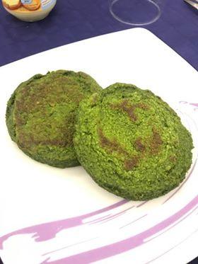 Foto ricetta Bimby burger di spinaci bimby