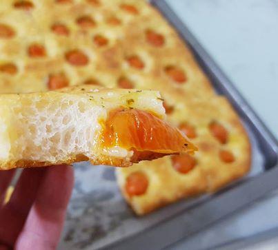 Foto ricetta Bimby focaccia pugliese