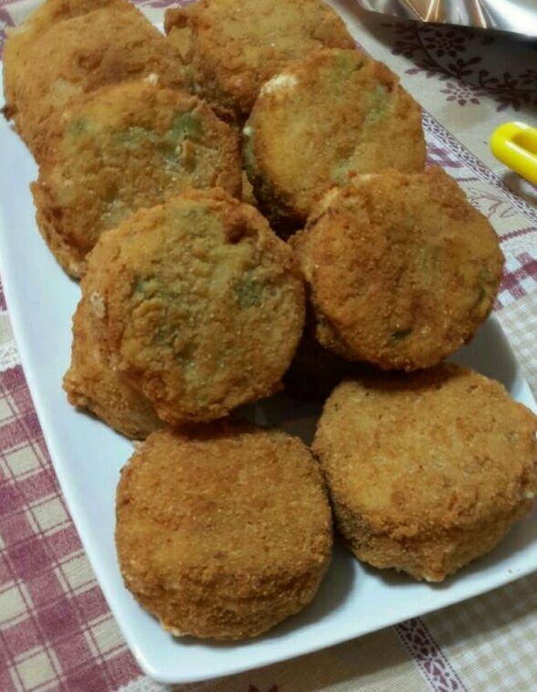 Foto ricetta Bimby frittatine napoletane bimby