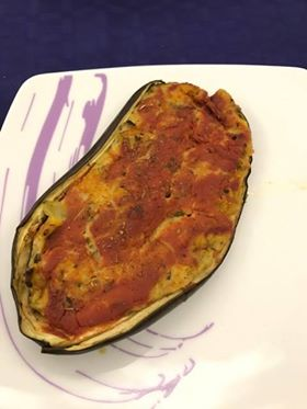 Foto ricetta Bimby melanzane ripiene bimby