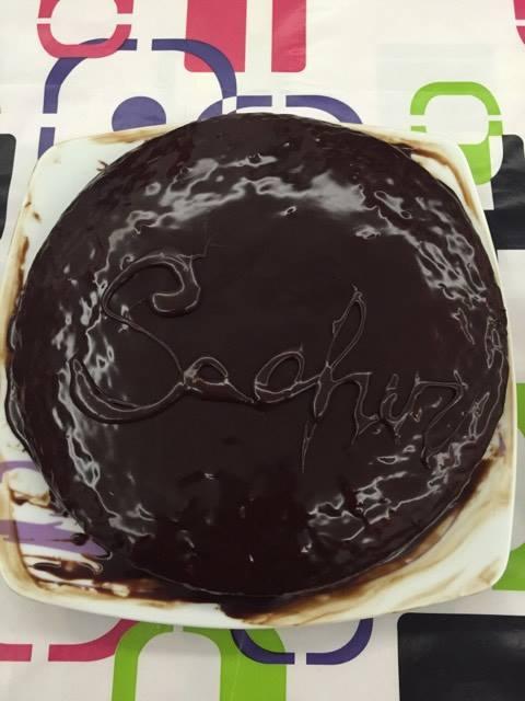 Torta Sacher Bimby