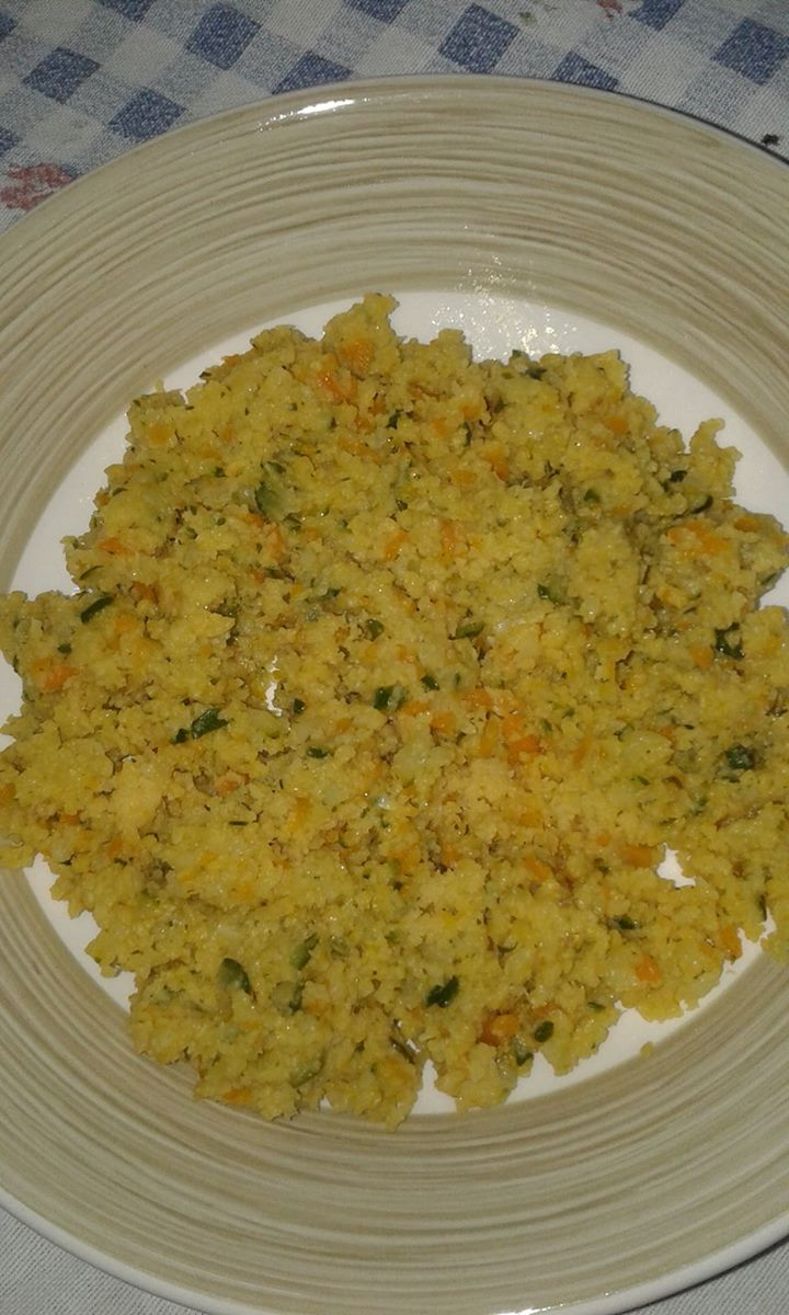 Couscous di verdure Bimby