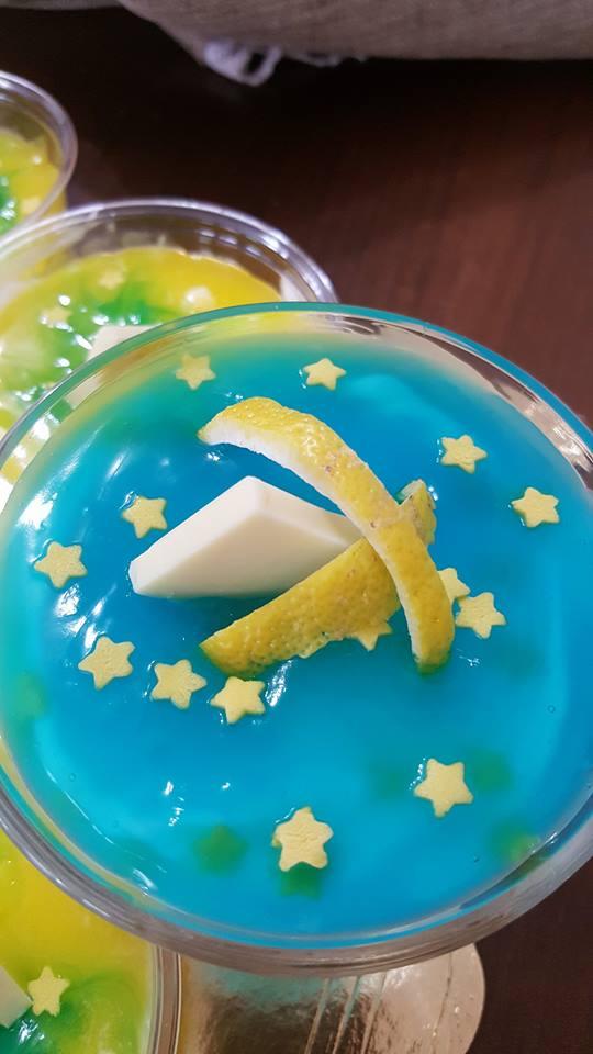 Fantasycake al limone Bimby ideale per le feste dei bambini