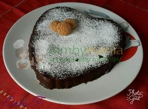 torta tartufina bimby