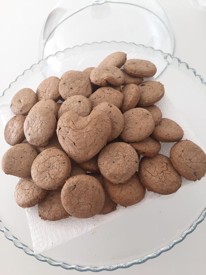 Conosciuto Biscotti senza glutine e lattosio Bimby - Ricette Bimby DS89