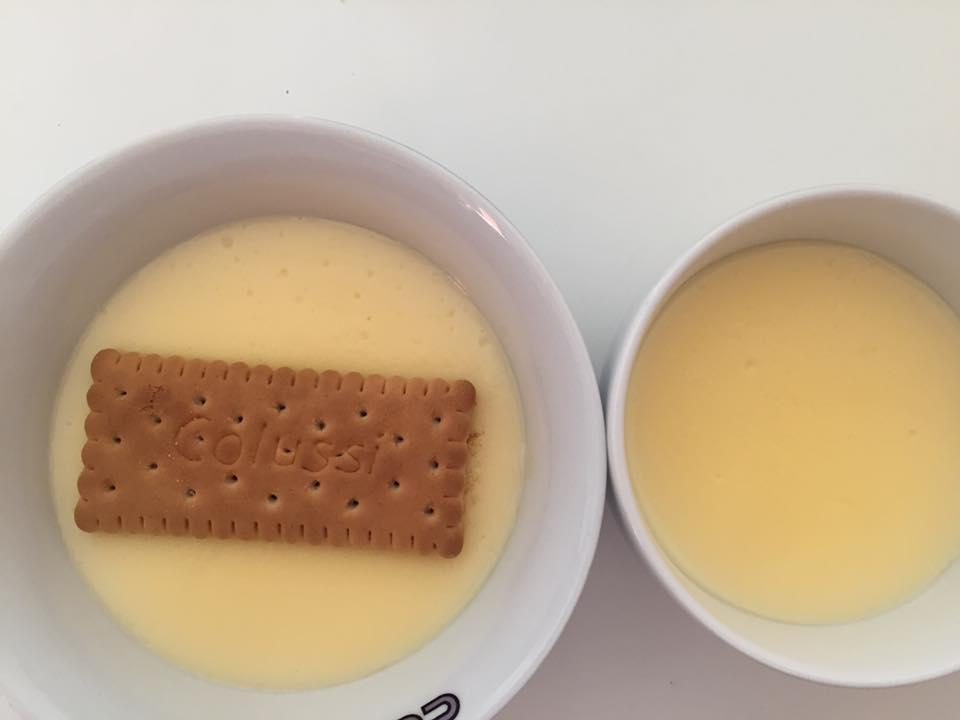 Natillas Bimby dessert alla vaniglia