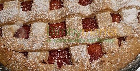 Pasta frolla di Elena, ricetta Bimby