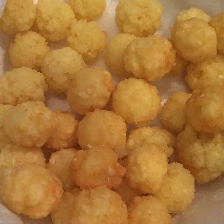 Patatine Puff Bimby