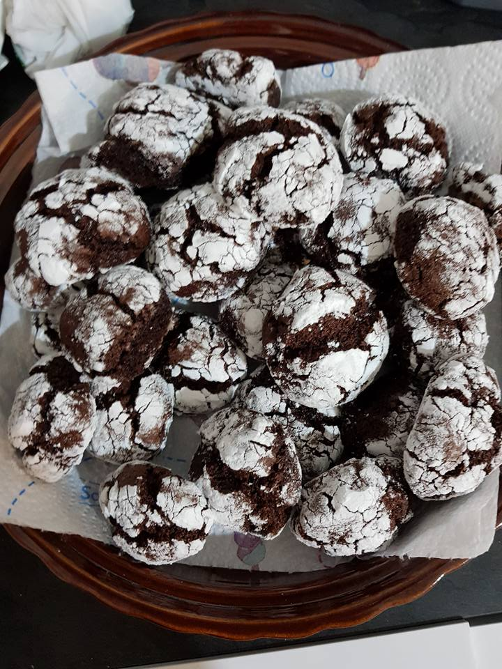 Biscotti lava al cioccolato Bimby