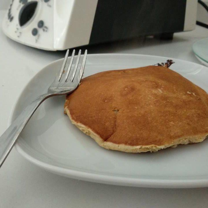 Pancake lowcarb Bimby
