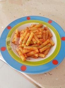 Foto ricetta Bimby pesto pomodori secchi bimby
