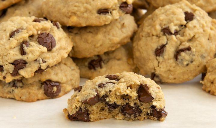 Biscotti al Cioccolato e Burro di Arachidi 4