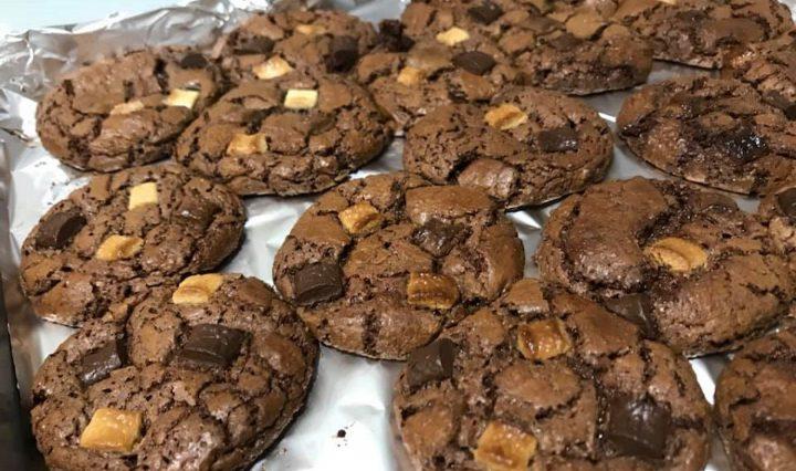 biscotti brownies bimby